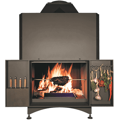 open fireplaces. Black Bedroom Furniture Sets. Home Design Ideas