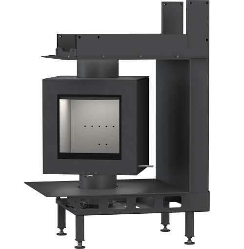 Turning fireplaces